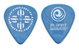 Candlebox Logo Blue/White Planet Waves Tour Guitar Pick