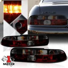 Red/Smoke *Euro Altezza* Tail Light Rear Brake Lamp for 92-00 Lexus SC300/SC400