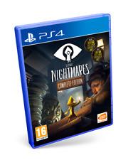 LITTLE NIGHTMARES COMPLETE EDITION PS4 ESPAÑOL NUEVO PRECINTADO ESPAÑOL FISICO