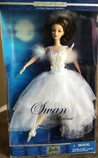 2001 Barbie Collectibles Swan Ballerina from Swan Lake 53867