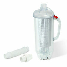 Aquabuddy Leaf Canister with Basket for Suction Swimming Pool Cleaners (PO-CL-SP-LEAF)