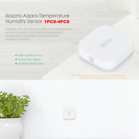 4PCS Xiaomi Aqara ZigBee Wireless Temperature Humidity Sensor Real-Time Records
