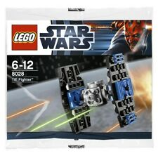 LEGO STAR WARS TIE Fighter 2008 NEW in Polybag! #8028 44pcs