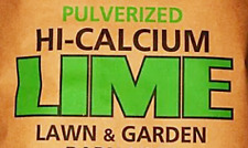 Garden Lawn Lime 1 Pound Add Calcium and Magnesium to Soil Dry Chicken Coops