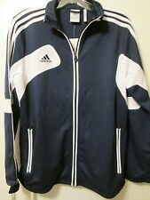 Adidas Condivo 12 Training Jacket Navy Blue Soccer Womens L (Mens S M) NWT