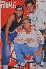 3RD WISH - A3 Poster (ca. 42 x 28 cm) - Band Clippings Fan Sammlung NEU