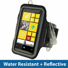 Mobile Phone Armbands with Accessible Controls for Nokia