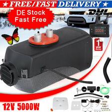 5KW 12V Auto Diesel-Heizung Standheizung Luftheizung Air Heater PKW / LKW LCD EV
