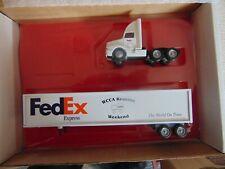 Winross -- Fed Ex Express, WCCA reunion semi truck