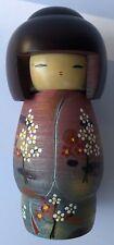 Japanese Kokeshi Doll 8 Inches Tall