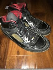 Air Jordan Spizike size 11 Varsity Red-Stealth
