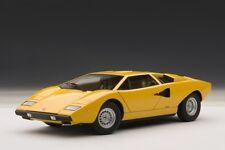 AUTOart 74646 - 1/18 Lamborghini Countach LP400 (yellow) 1974