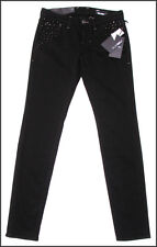 William Rast Womens Sienna Leggings size 28 Skinny Jeans Jeggings Black New