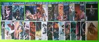 Wonder Woman (Vol. 5) REBIRTH #1 - 76 First Prints or Jenny Frison Variants DC