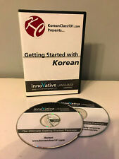 Getting Started With Korean PC DVD COURSE - Innovative Language