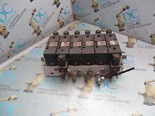ARO GP12SS-024-J GP17SD-024-J & GP178D-024-J AIR SOLENOID VALVE W/ MANIFOLD