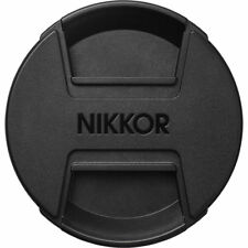 Brand New Unused Nikon Nikkor LC-72B 72mm Front Lens Cap Original Z Z6 Z7