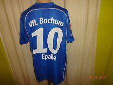 """Vfl bochum umbro hogar camiseta 2007/08 """"kik textil-descuento"""" + nº 10 epalle talla L"""