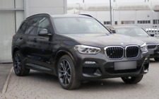 BMW X3 G01 5doors SUV 2017-onwards wind deflectors 4pc set HEKO Tinted