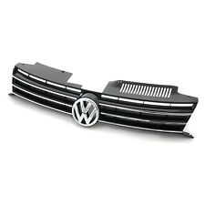 Original VW Eos Kühlergrill Frontgrill Karosserie Miami Grill Chrom schwarz OEM