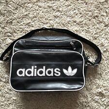 Sac Adidas Originals Airliner Bag Bandoulière Sport Gym PC Macbook Noir V00103