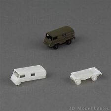 1:160 Spur N Kleinserie Geländewagen Steyr-Puch Pinzgauer 710K Militär ÖBH Armee