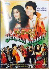 OH DARLING YEH HAI INDIA (1995) SHAHRUKH KHAN, DEEPA SAHI - BOLLYWOOD HINDI DVD