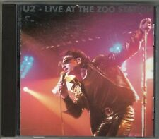 U2 Live at the Zoo Station Cd Flashback Worldproductions 1992 Us Tour Fb01930195