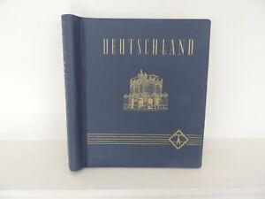 Schöne Sammlung Altdeutschland mit vielen guten Ausgaben im Leuchtturm Vordruck