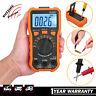 6000 Counts Digital Multimeter DC/AC Voltage Meter NCV Detector& Alligator Clip