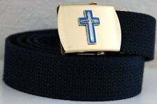 USAF Chaplain Blue Belt & Buckle