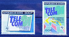 GUINEA GUINEA serie completo Scott # 1170/1 SELLO NUEVA LO173