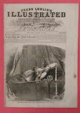 Frank Leslie's Illustrated Complete 1/23/1864  Nickajack  Alabama  Civil War