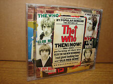 THE WHO - THEN AND NOW  (CD)   ***NEW SEALED***