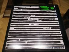 Roger Waters ‎– Is This The Life We Really Want? 2LP GREEN VINYL NEW NUMBERED