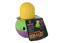 StarMark Bob-A-Lot Interactive Dog Toy, Small, New, Free Shipping