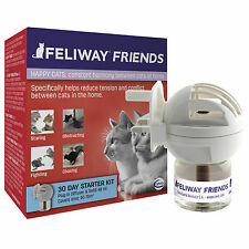 Feliway Friends Pheromone Starter Pack (Diffuser & 48ml Refill)