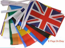 More details for 20 metres 56 flags 28 nations europe eurovision party bunting speedy delivery