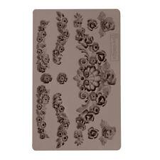 TILLURIE FLOURISHES Re-Design Prima Decor Moulds Mold Food 5X8 Resin #636364