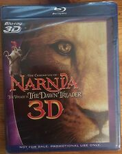 The Chronicles of Narnia The Voyage of The Dawn Treader 3D (SEALED Bluray, 2011)
