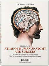Bourgery: Atlas of Human Anatomy and Surgery by Henri Sick | Hardcover Book | 97
