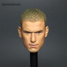 1/6 Wentworth Miller HEAD PLAY Prison Break Michael Scofield head sculpt