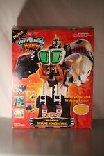 Power Rangers Wild Force Deluxe Kongazord Action figure in BOX