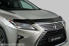 LEXUS RX BONNET PROTECTOR TINTED FROM SEPT 15> NEW GENUINE RX200T RX350 RX450H