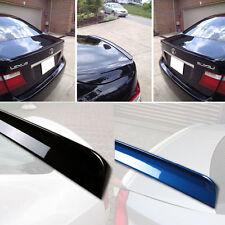 Painted For Lexus LS460 Rear Trunk Lip Spoiler Wing 07-11 ○