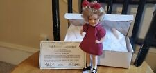 """Shirley Temple Dress Up Doll """"Just Around The Corner"""" Outfit new in box"""