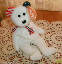Ty AMERICA Beanie Baby NWMT, Reversed Ear, Store Exclusive - Retired, 2002