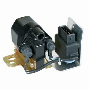 TRIDON IGNITION COIL 4/1989-3/1991 for AUDI 100 5CYL 2.3L NF AAR