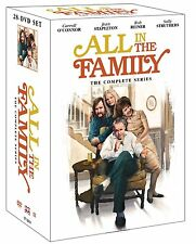 All In The Family . The Complete Series . Season 1 2 3 4 5 6 7 8 9 . 28 DVD NEU