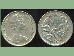AUSTRALIE 5 cents  1977